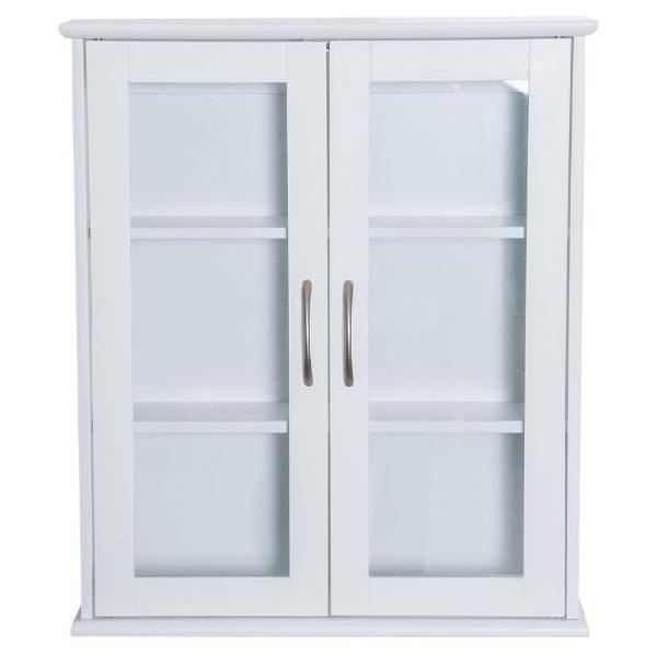 Armadietto portaoggetti da parete per bagno e cucina 3