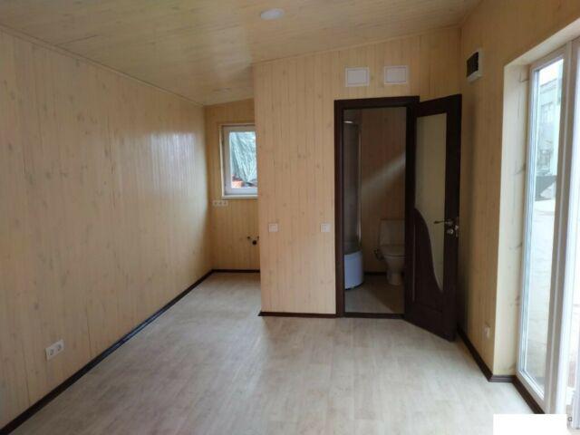 Casa in legno modulare prefabbricata completa