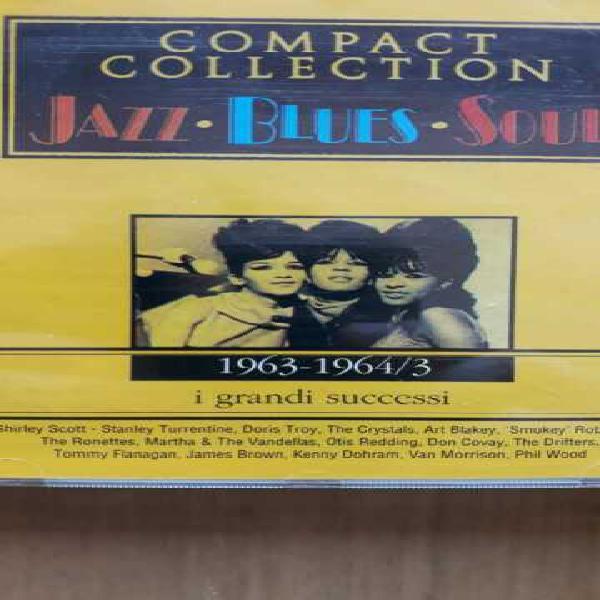 Jazz blues soul bollettino in 80 cd