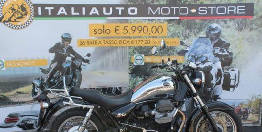 Moto guzzi california stone 1000 cc viterbo