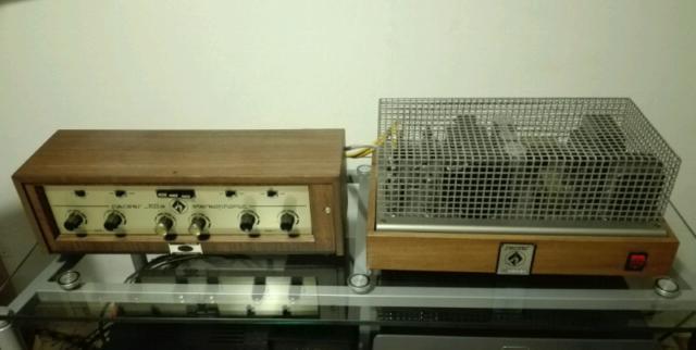 datazione amplificatori città suono