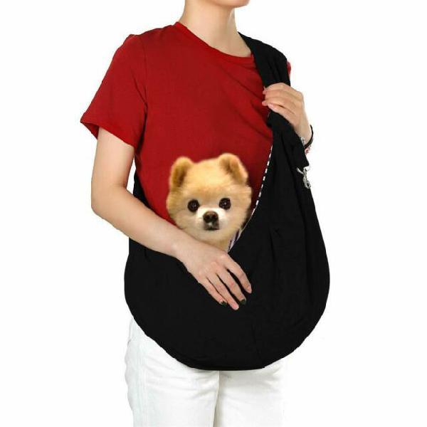 Vendo borsa petcomer per trasporto cani