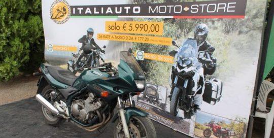 Yamaha xj 600 600 cc viterbo