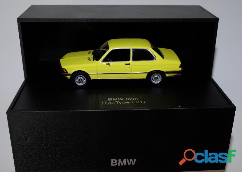 BMW SERIE 3 MINICHAMPS NUOVA