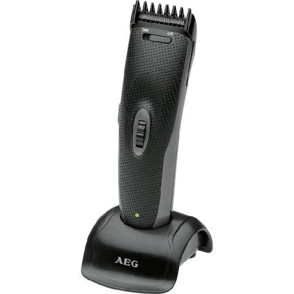 Aeg rasoio elettrico per capelli e barba hsm/r 5596