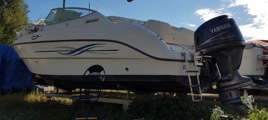 Barca motore sessa marina 6,5 metri