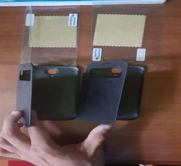 Cover s4+pellicola