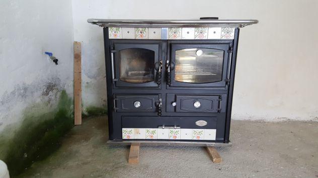 Stufe A Legna Per Cucinare Usate.Cucina Economica Legna Offertes Novembre Clasf