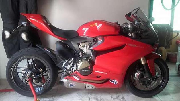 Ducati 1199 panigale s - km. 13000, euro 12500