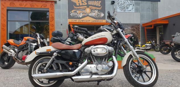 Harley Davidson XL 883L