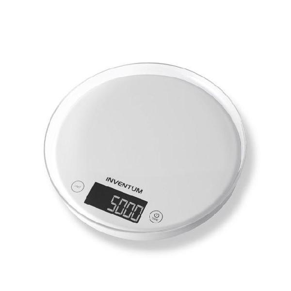 Inventum bilancia da cucina bianca 5 kg ws310