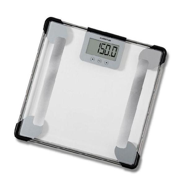 Inventum bilancia pesapersone monitor corpo vetro