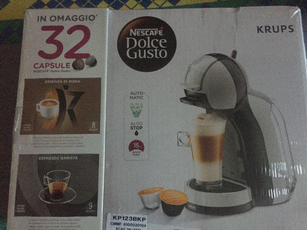 Macchina da caffè krups-nescafe'