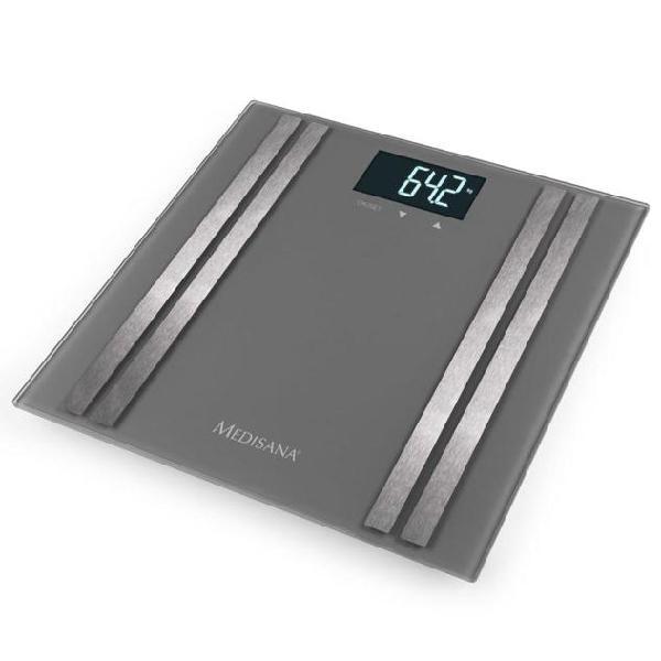 Medisana bilancia pesapersone bs 476 180 kg grigia 40431