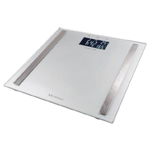 Medisana bilancia pesapersone bs 482 180 kg argento 40438