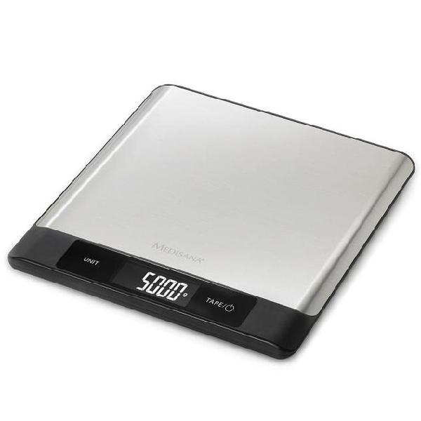 Medisana bilancia digitale da cucina ks 230 acciaio inox 5