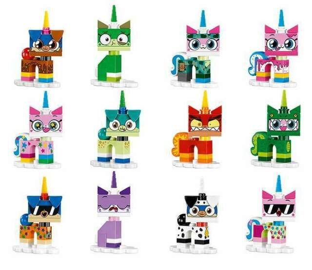 Minifigure lego unikitty (41175)