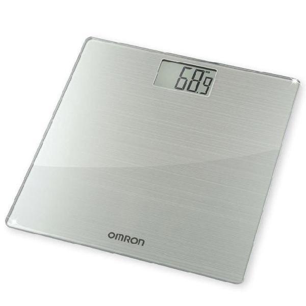 Omron bilancia pesapersone digitale grigia 180 kg