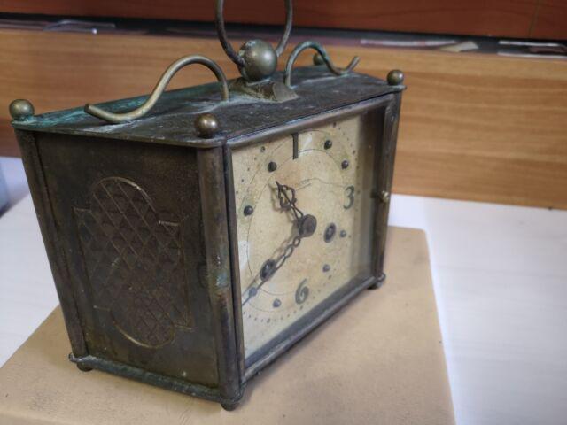Orologio da tavolo primi 900 da restaurare