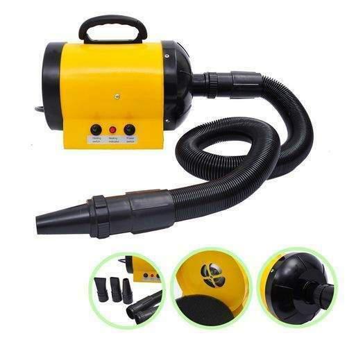 Pulsore phon professionale 2400w giallo