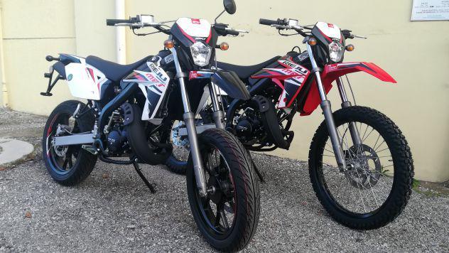 RIEJU enduro e motard 50 cc (NUOVI) Garanzia ufficiale