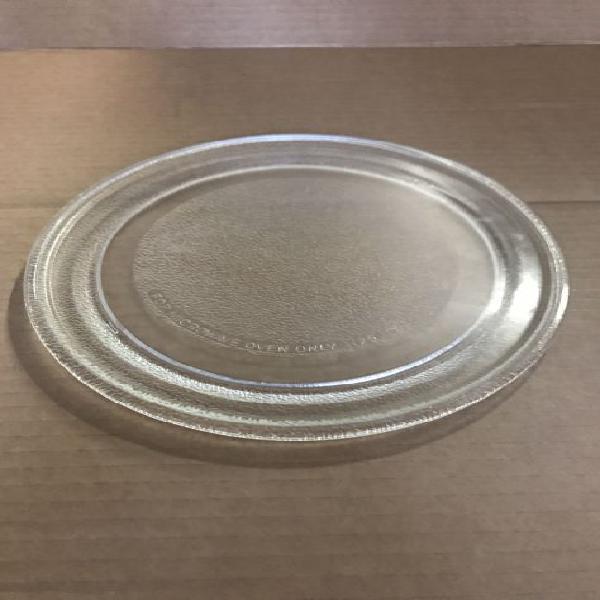 Vendo pitto usato in vetro per forno microonde lg