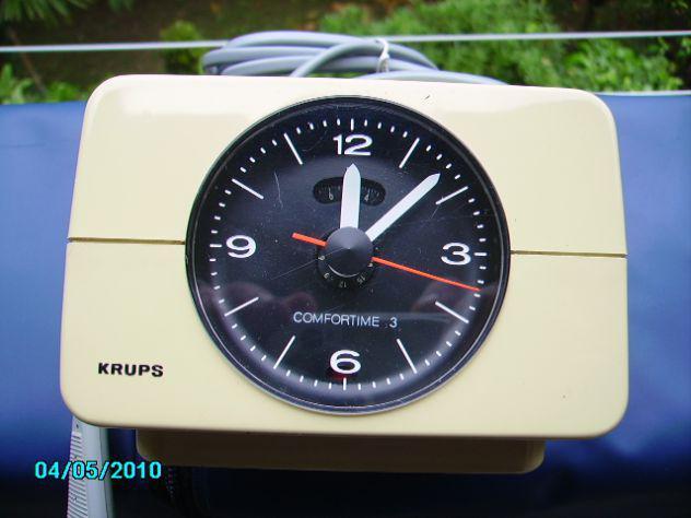 Vintage orologio krups