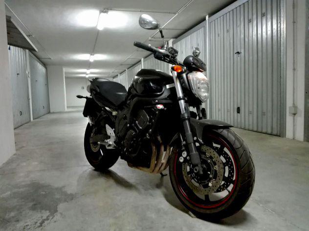 Yamaha FZ6-S2