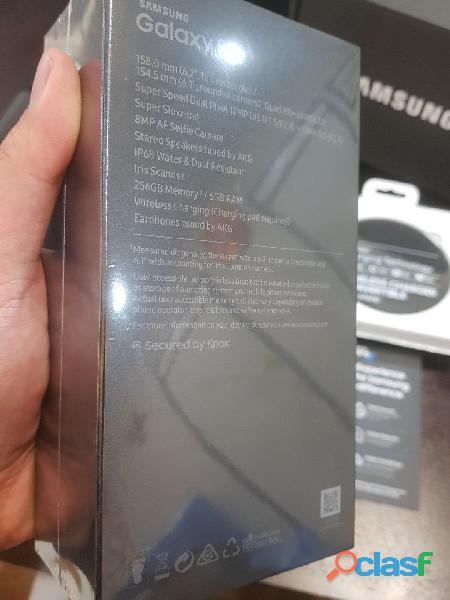 Samsung galaxy s9 plus g965f 256gb 6gbram