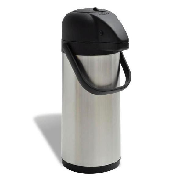 Vidaxl thermos acciaio 3l., borraccia termica contenitori