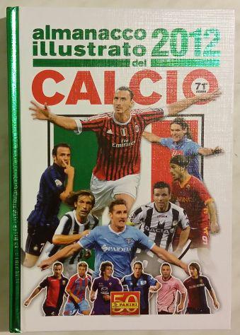 Almanacco panini calcio 2012 volume 71°-diretto da fabrizio