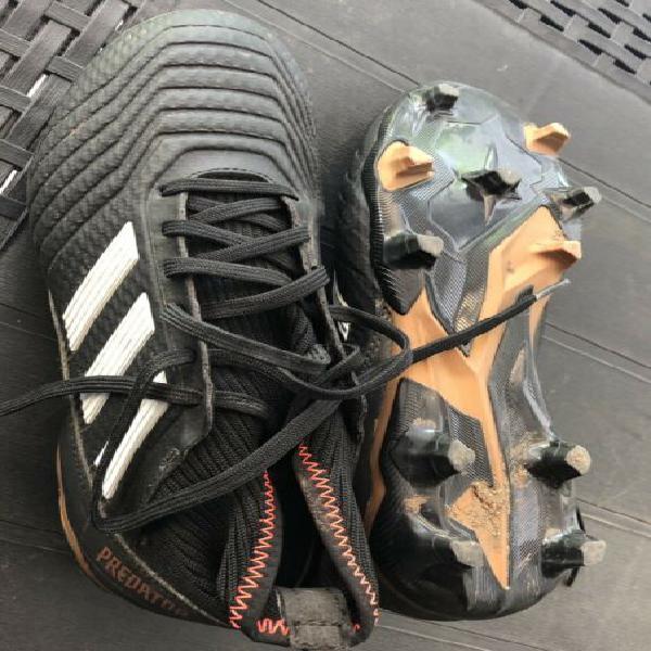 Adidas predator collarfit con calzino tg. 40