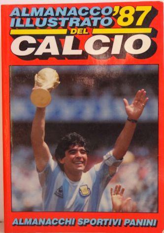 Almanacco 1987 del calcio edizioni panini