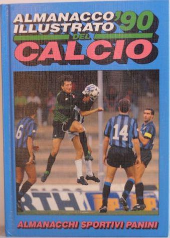 Almanacco 1990 del calcio edizioni panini
