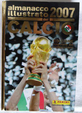 Almanacco 2007 del calcio edizioni panini