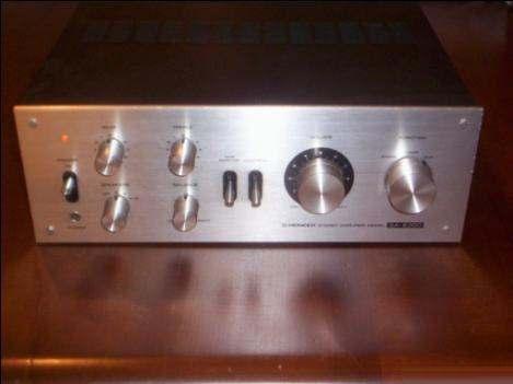 Amplificatore vintage stereo pioneer sa-6300