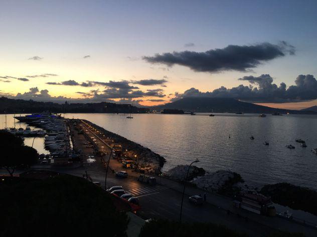Casa vacanza fronte mare con splendida vista sul golfo di