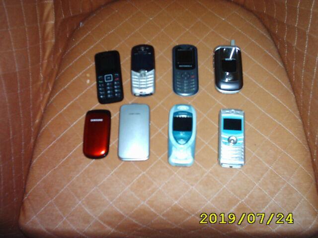 Cellulari vecchia generazione