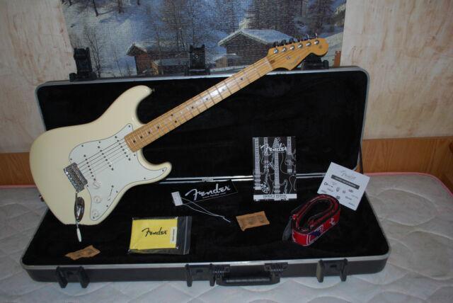Chitarra elettrica fender stratocaster made in usa
