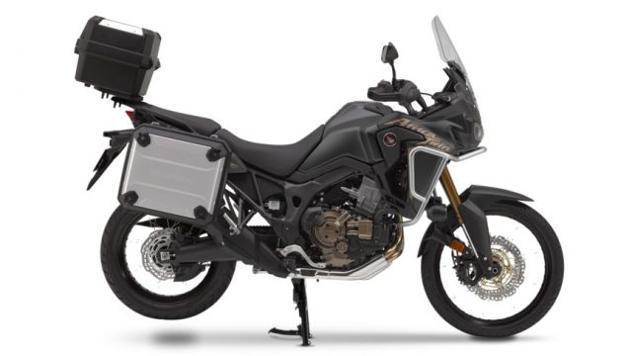 Honda africa twin crf 1000 l honda crf 1000l africa twin dct