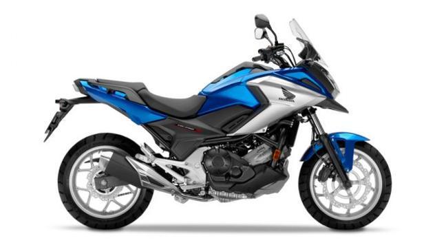 Honda nc750x honda nc750x abs dct 2018 rif. 10153539