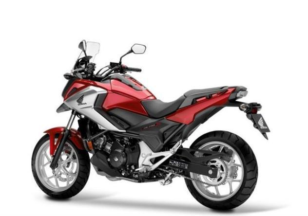 Honda nc750x honda nc750x rif. 10153537