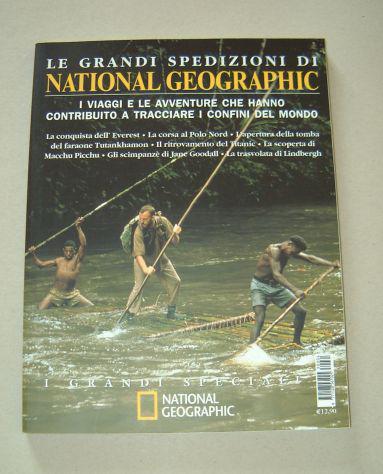 Le grandi spedizioni di national geographic