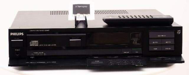 Lettore cd philips 960 convertitore dac tda1541 meccanica