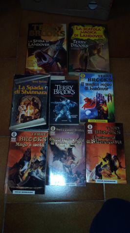 Libri di terry brooks - saghe, trilogie…