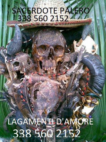 Potenti rituali della santeria cubana legamenti di coppia