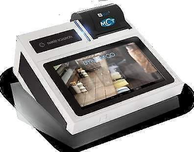 Registratore cassa sistema touch ristorazione bar tabacchi