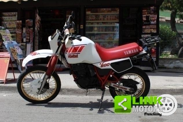 Yamaha xt 600 tenere 1984 - iscritta asi