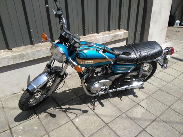 Yamaha - tx 650 - 650 cc - 1973