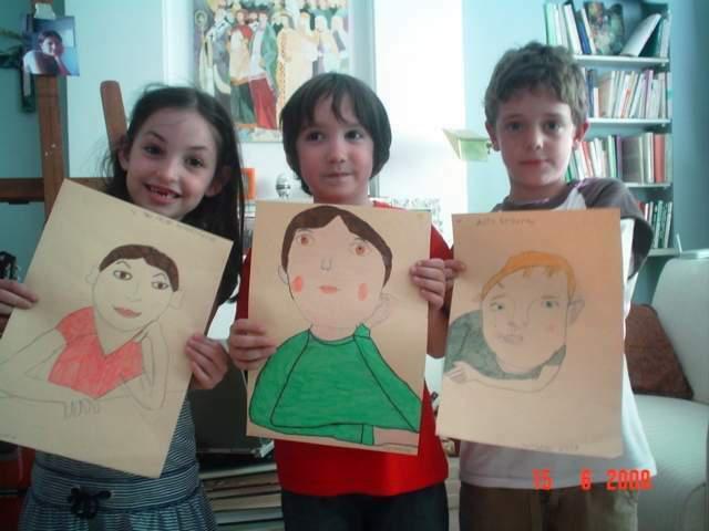 Corso estivo disegno e pittura per bambini